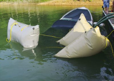 TowboatUS Lake Lanier Salvage